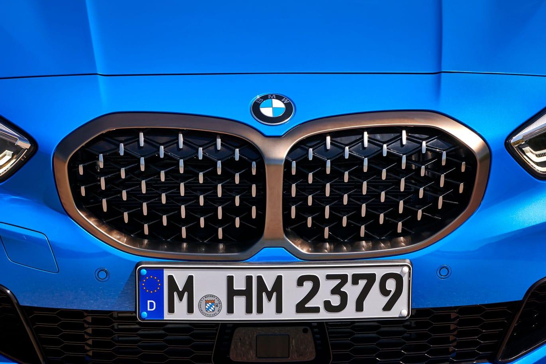 BMW Motorhaube