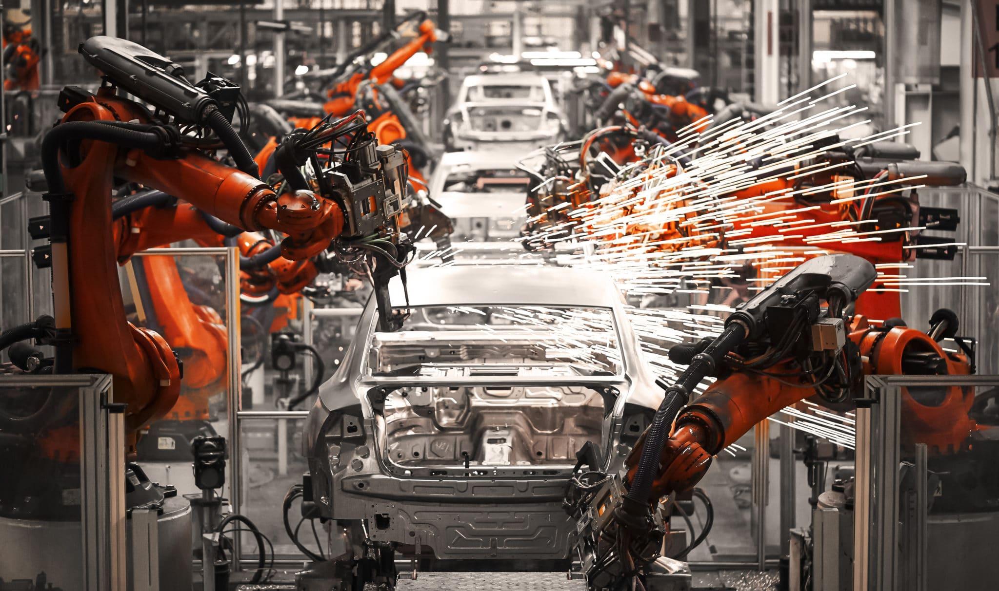 Automobilfabrik