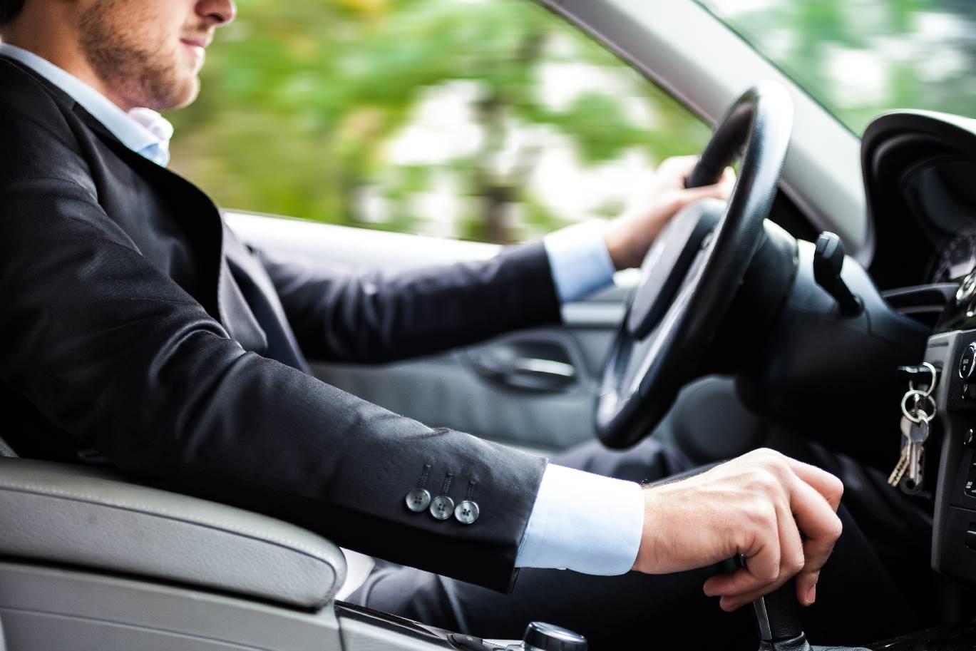 Dienstwagenfahrer