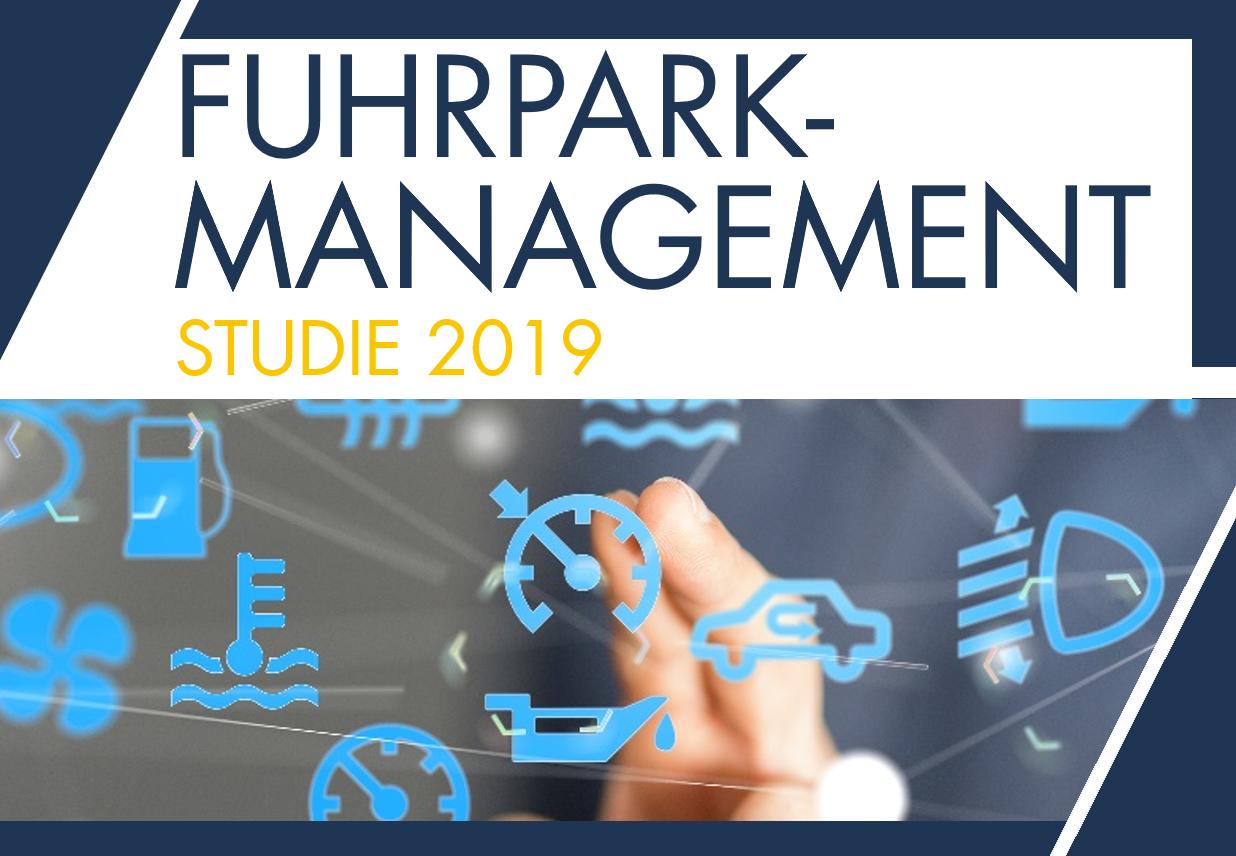 Fuhrparkmanagementstudie 2020 von Dataforce