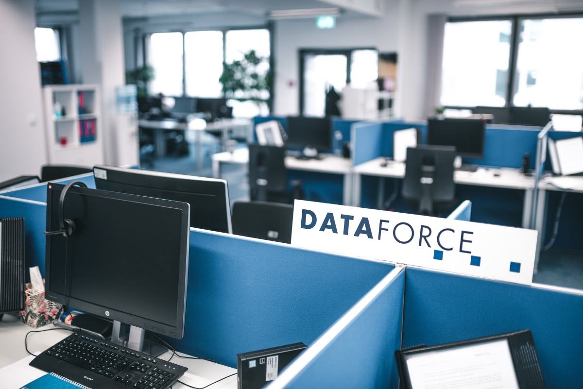 Dataforce Contact-Center