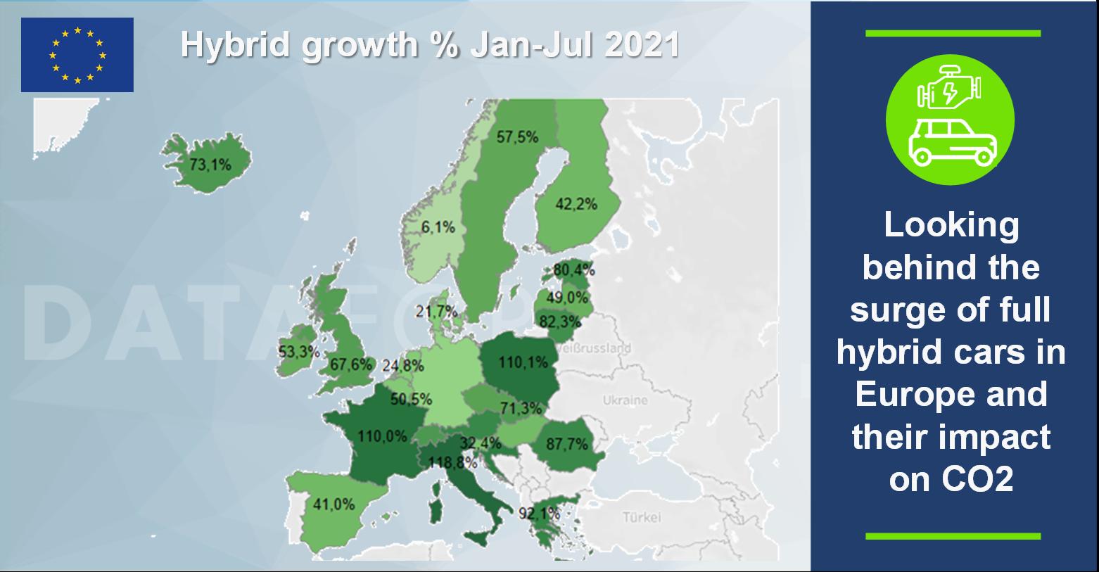 Dataforce Infographic Hybrid growth Europe