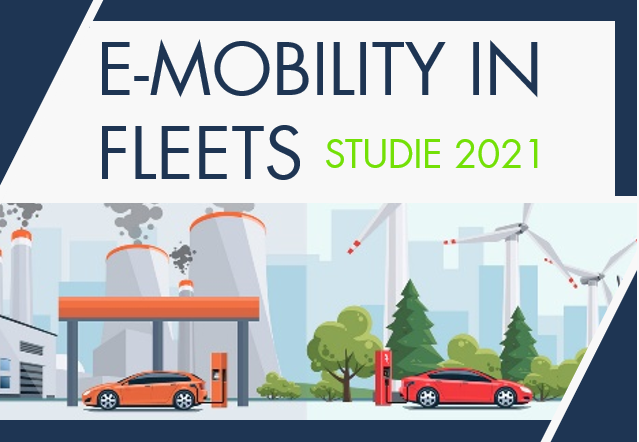 Dataforce E-Mobility in Fleets Studie 2021