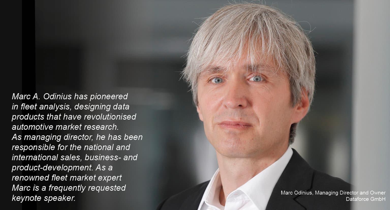 Dataforce CEO Marc Odinius
