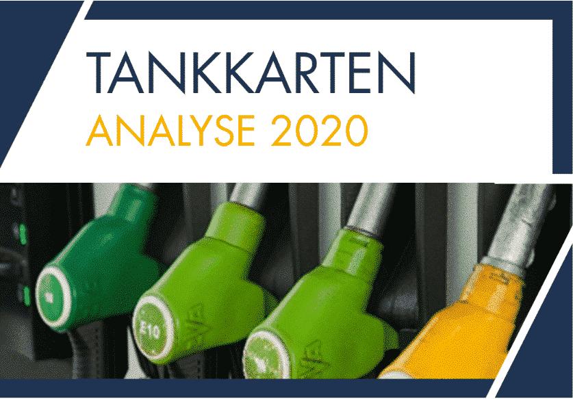 Dataforce Tankkarten Analyse 2020
