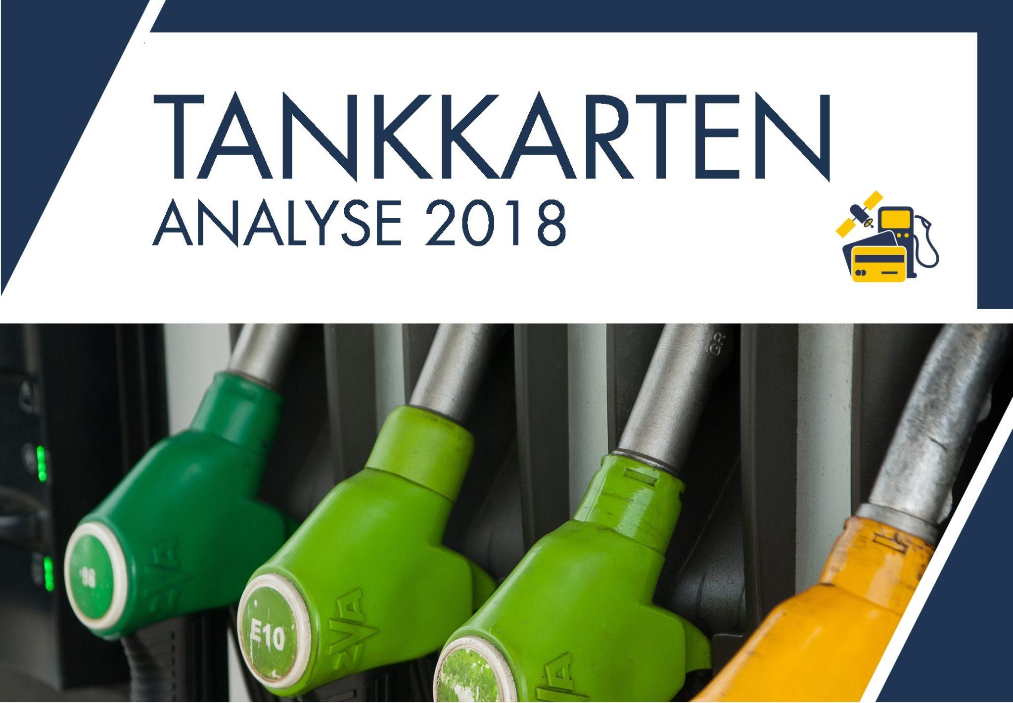 Dataforce Tankkarten Analyse 2018