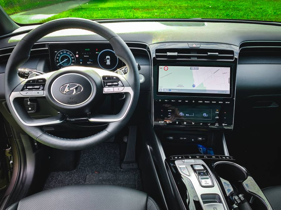 Hyundai Tucson Innenraum