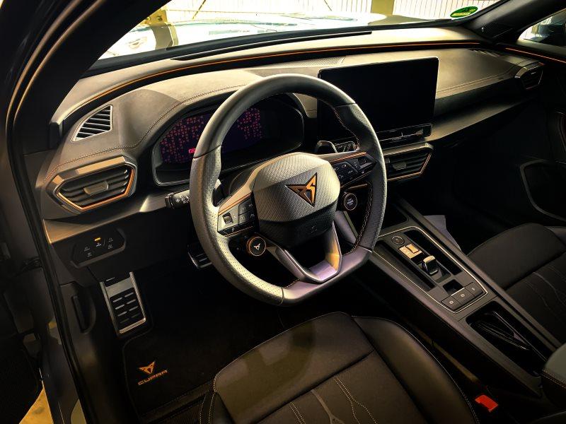 CUPRA Cockpit