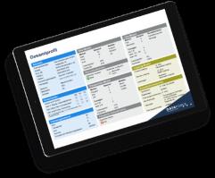 Tablet Dataforce Fleetbase